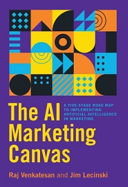 The AI Marketing Canvas: A Five-Stage Road Map to Implementing Artificial Intelligence in Marketing