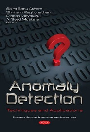 Anomaly Detection: Techniques and Applications