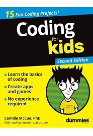 Coding For Kids For Dummies, 2nd Edition