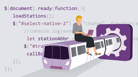 Build a Public Transport App with jQuery
