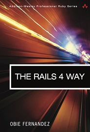 The Rails 4 Way, 3rd Edition
